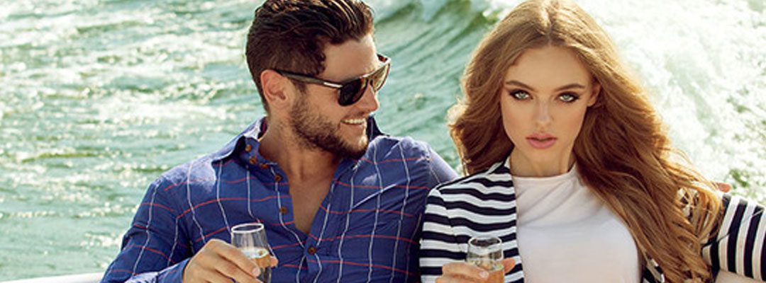 There are at least four reasons to celebrate Valentine Day by a Luxury Yacht Cruise