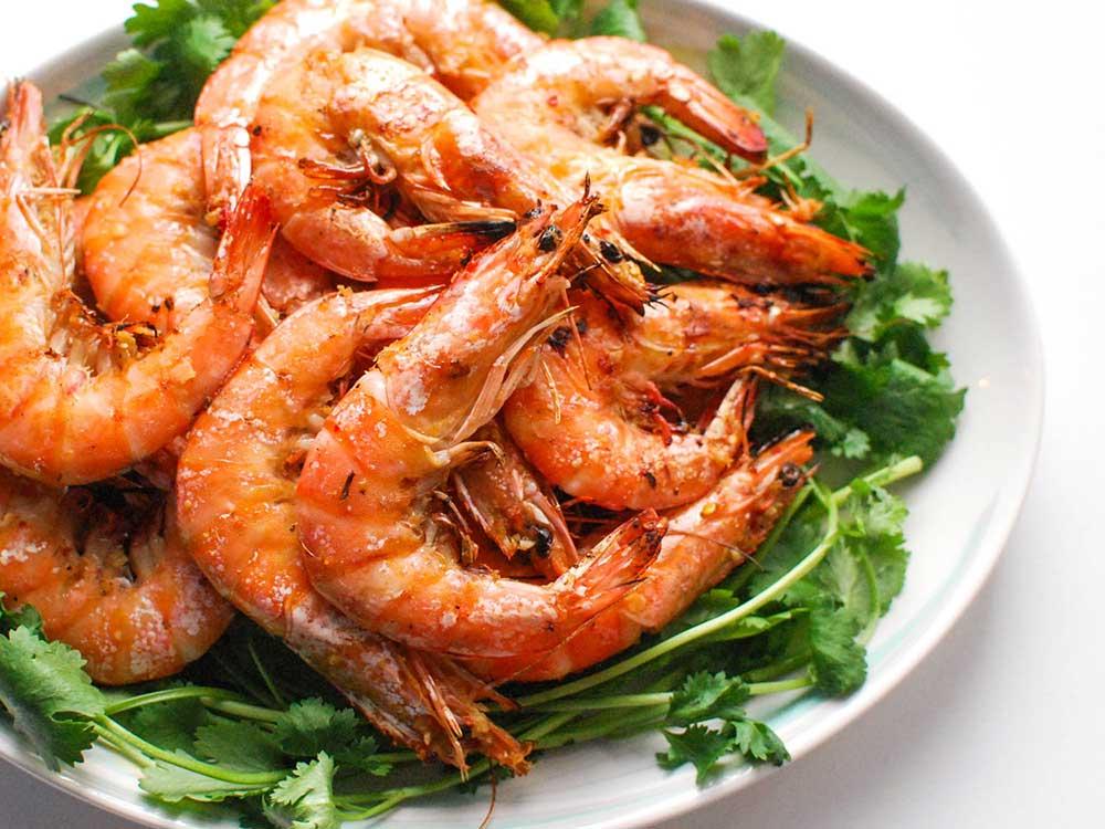 Grilled-shrimps