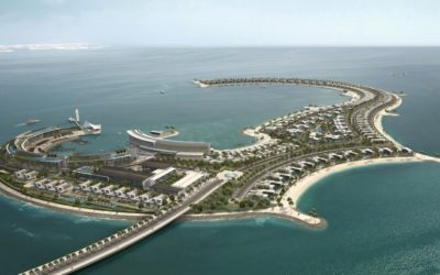 Enjoy A Cruise Along the New Development Area – Dubai Water Canal and Jumana Island