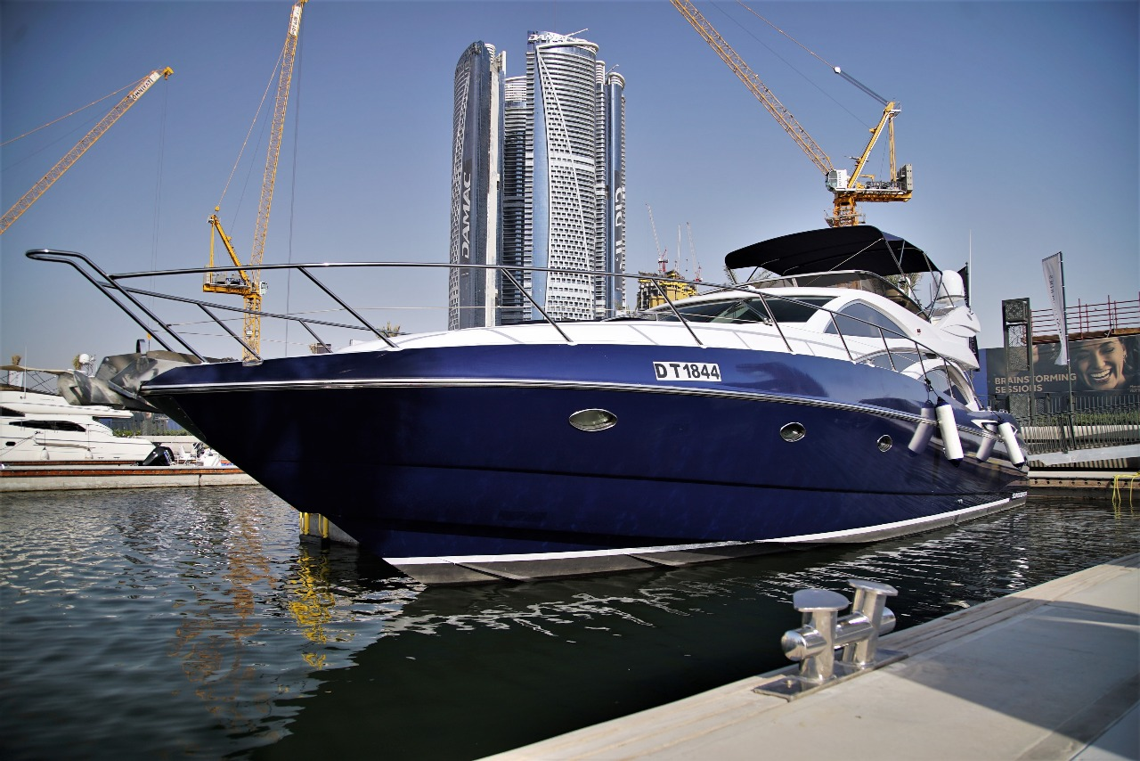 13 - Sunseeker 64 ft