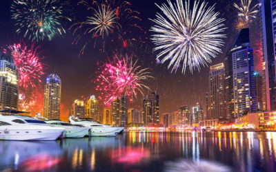 7 Reasons to Spend New Year's Eve on a Luxury Yacht